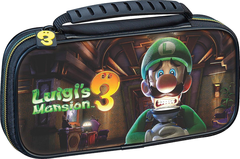 BB Cust.Nin.SwitchLite Luigis Mansion 3 [Importación italiana]: Amazon.es: Videojuegos