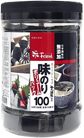 Amazon | 丸徳海苔 米フレンド ...