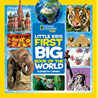 National Geographic Little Kids First Big Book of the World (National Geographic Little Kids First Big Books) (English Edition)