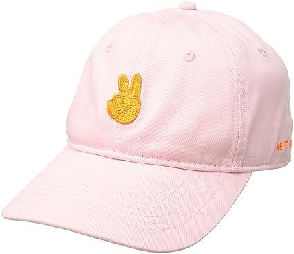 cd66b4bbfde52b NEFF Women's Andi Baseball Cap-Custom Fitted Snapback Hats, Light Pink, One  Size