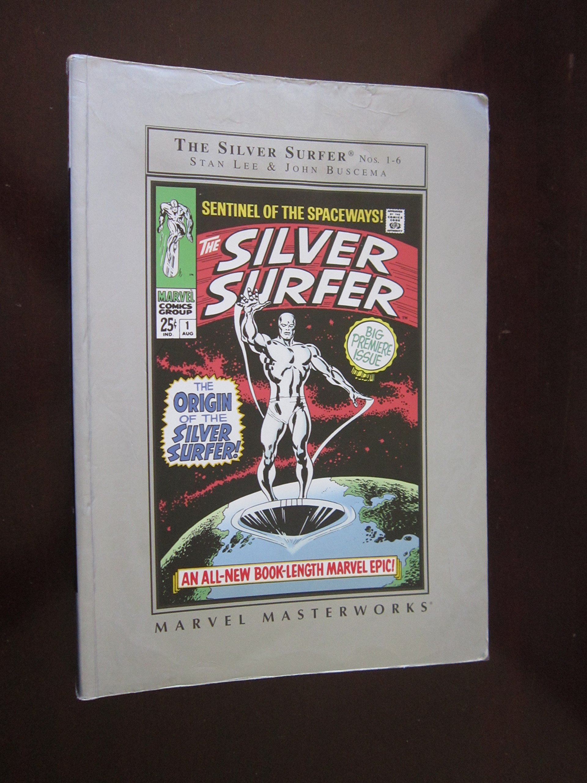 Download Marvel Masterworks: Silver Surfer: Volume 1  (Barnes and Noble Edition) ebook
