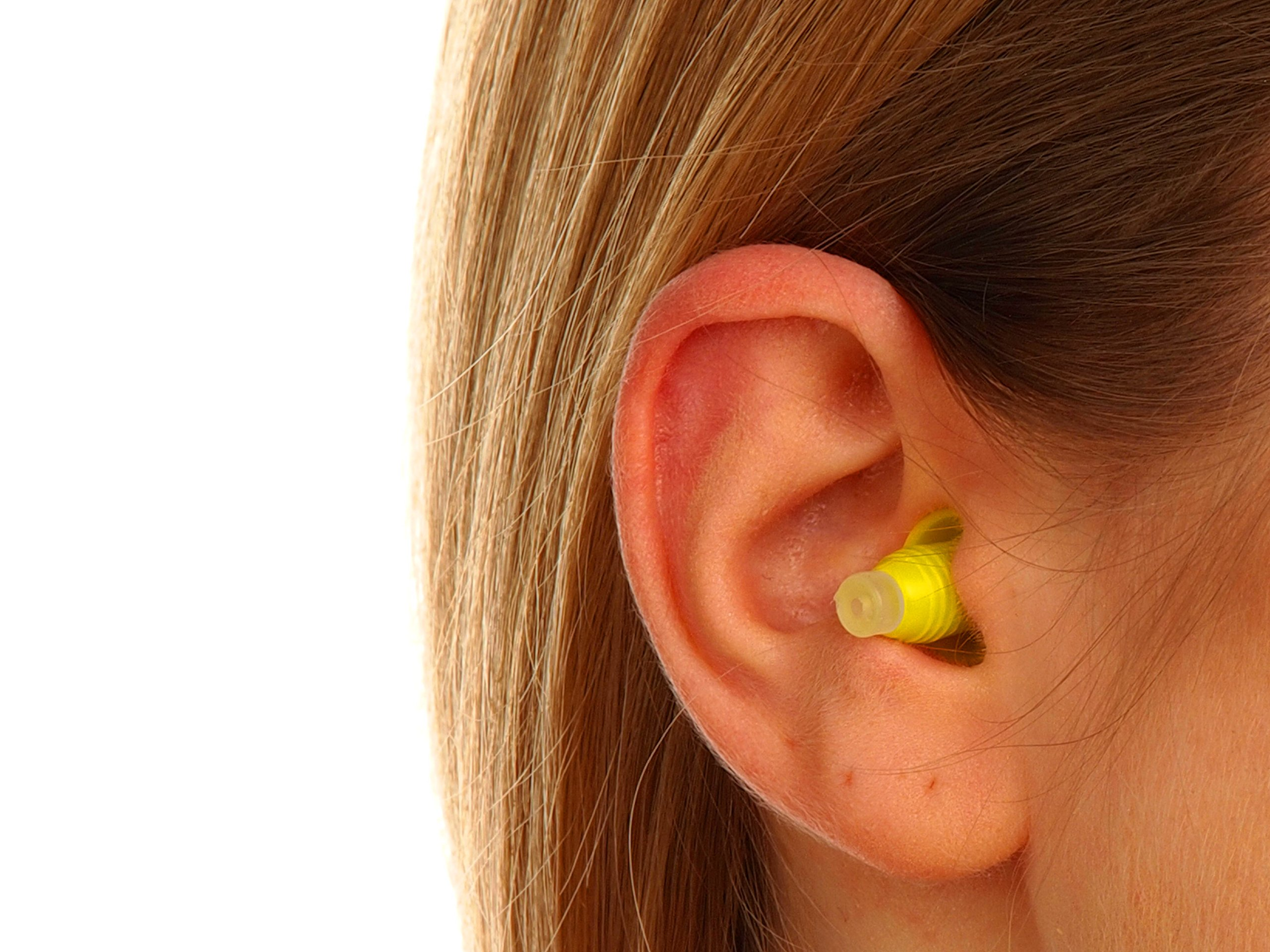 PQ Earplugs for Sleep - Comfortable & Reusable Ear Plugs for Side Sleepers - Sound Blocking Level 32 dB - Noise Cancelling for Snoring & Reusable Ear Plugs for Swimming & Traveling by Peace&Quiet (Image #9)
