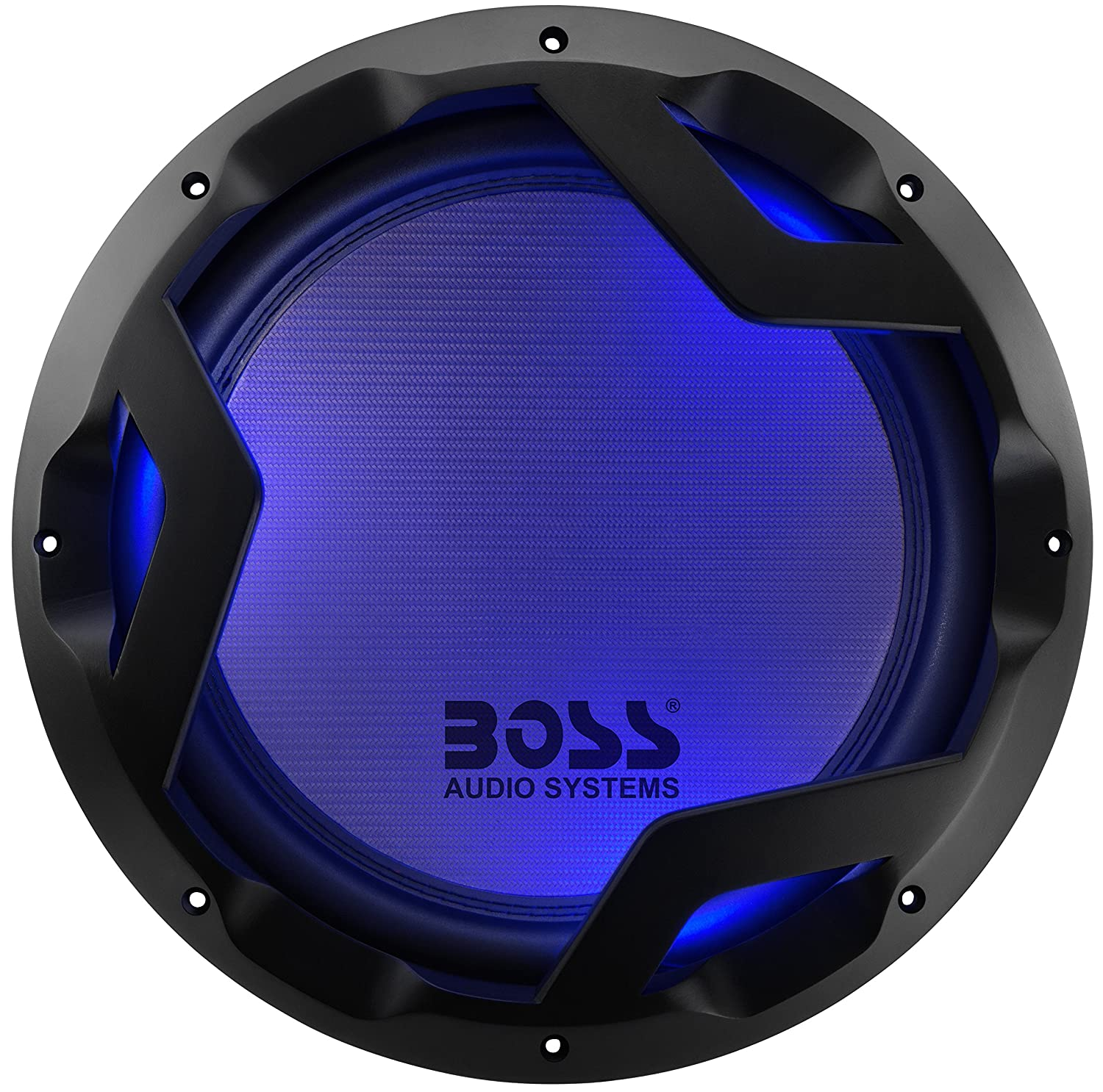 Boss Audio Pd12led 1600 Watt 12 Inch Dual 4 Ohm Voice How To Wire Coil Subs Wiring Harness Car Subwoofer Cell Phones Accessories