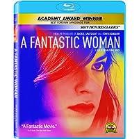 A Fantastic Woman [Blu-ray]