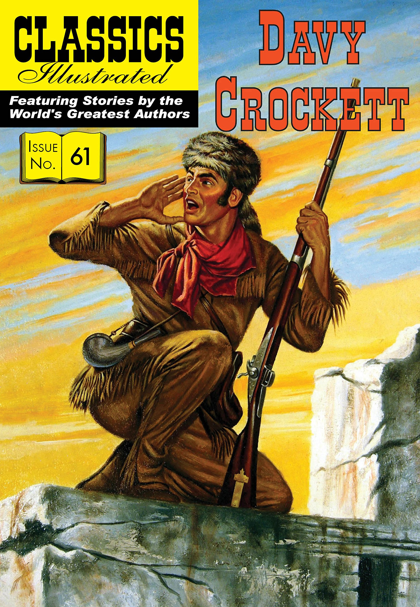 Davy Crockett (Classics Illustrated)