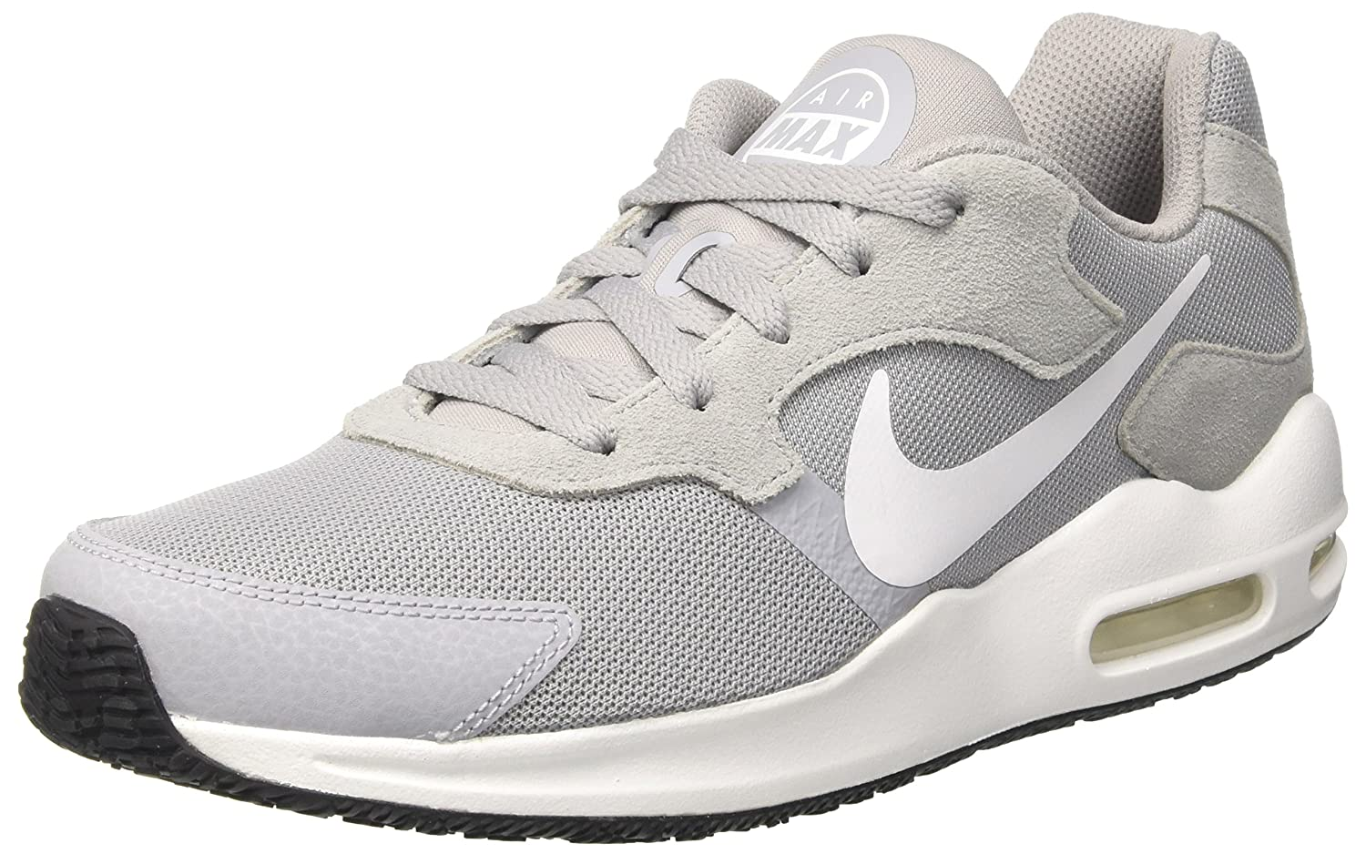competitive price fe3ff 99160 Nike Air Max Guile Wolf Grey White Men s Shoes  Buy Online at Low Prices in  India - Amazon.in