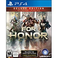 For Honor Deluxe Edition for PlayStation 4 by Ubisoft