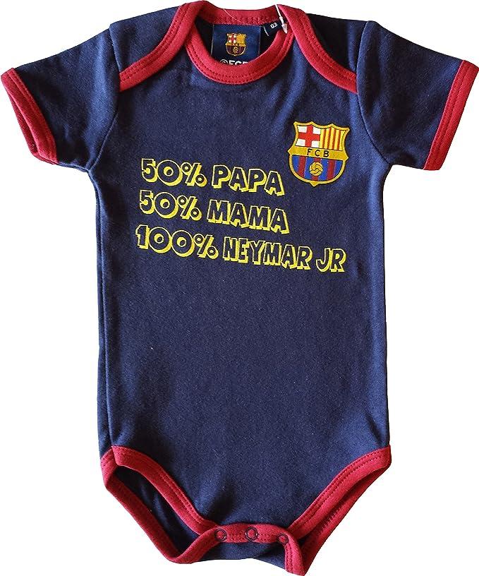Fc Barcelone Grenouill/ère b/éb/é Bar/ça Collection Officielle Neymar Junior