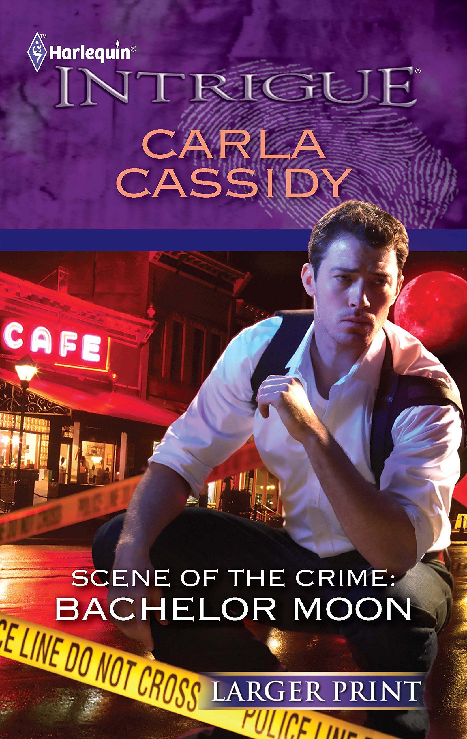 Scene of the crime : Killer Cove, Carla Cassidy. Cowboy incognito / Alice Sharpe