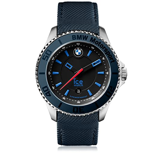 Ice-Watch - BMW Motorsport (steel) Dark & Light BE - Reloj blu
