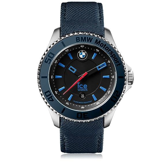Ice-Watch - BMW Motorsport (steel) Dark & Light BE - Reloj blu