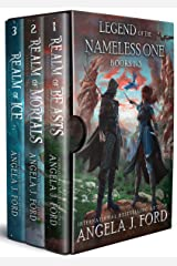Legend of the Nameless One: Books 1-3: An Epic Fantasy Adventure with Mythical Beasts (Legend of the Nameless One Boxset Book 1) Kindle Edition