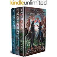 Legend of the Nameless One: Books 1-3: An Epic Fantasy Adventure with Mythical Beasts (Legend of the Nameless One Boxset Book 1)