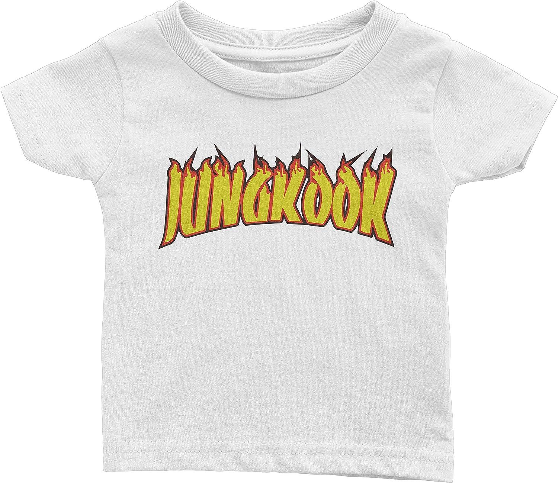 Jungkook Thrasher BTS T-Shirt Youth