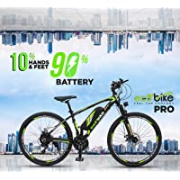 "Geekay Electric bike Gear Cycle rechargeable 26"" & 27.5"" wheel mountain bike for Adults 