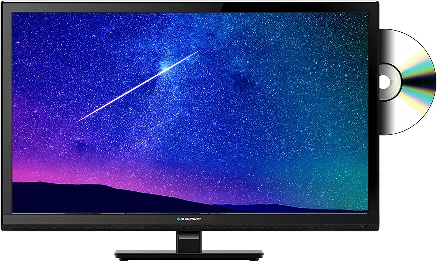 Blaupunkt 24-Inch Widescreen HD Ready LED TV with Built-in DVD Player and Freeview, [Importado de UK]: Amazon.es: Electrónica