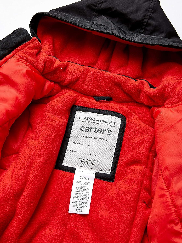 Carters Boys Heavyweight 2-Piece Skisuit Snowsuit
