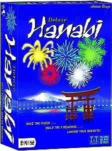 R&R Games Hanabi Deluxe Board Game: Amazon.es: Juguetes y juegos
