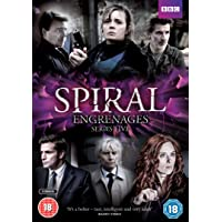 Spiral - Series 5 [DVD] [2014]