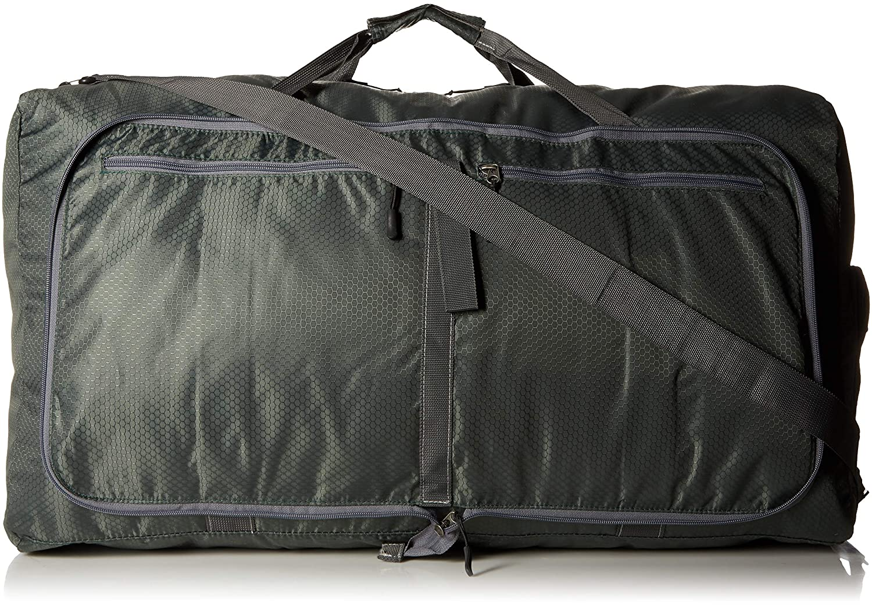 Amazon.com   Villacera Traveling Duffel Bag Folds Down Easy Gym Bag   Sports    Outdoors b2e3ff9e80