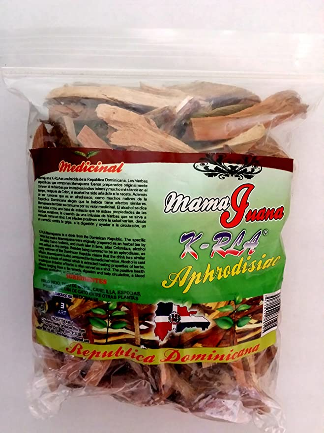 Mamajuana K-rla afrodisíaco