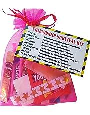 Kit de supervivencia de amistad; un regalo para hacer sonreír a tus amigos, ideal