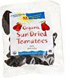 Mediterranean Organic Sun Dried Tomato Halves, 3-Ounce Bag (Pack of 6)