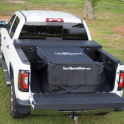 Amazon Com Tuff Truck Bag Black Waterproof Truck Bed Cargo Carrier 40 X 50 X 22 Automotive