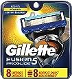 Gillette Fusion ProGlide Manual Men's Razor Blade Refills, 8 Count, Mens Razors / Blades