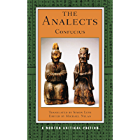 The Analects (First Edition) (Norton Critical Editions) book cover