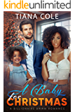 A Baby for Christmas: A BWWM Billionaire Romance