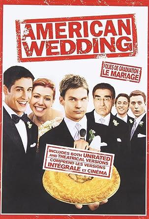 91exYhqg lL. SY445  - American Wedding