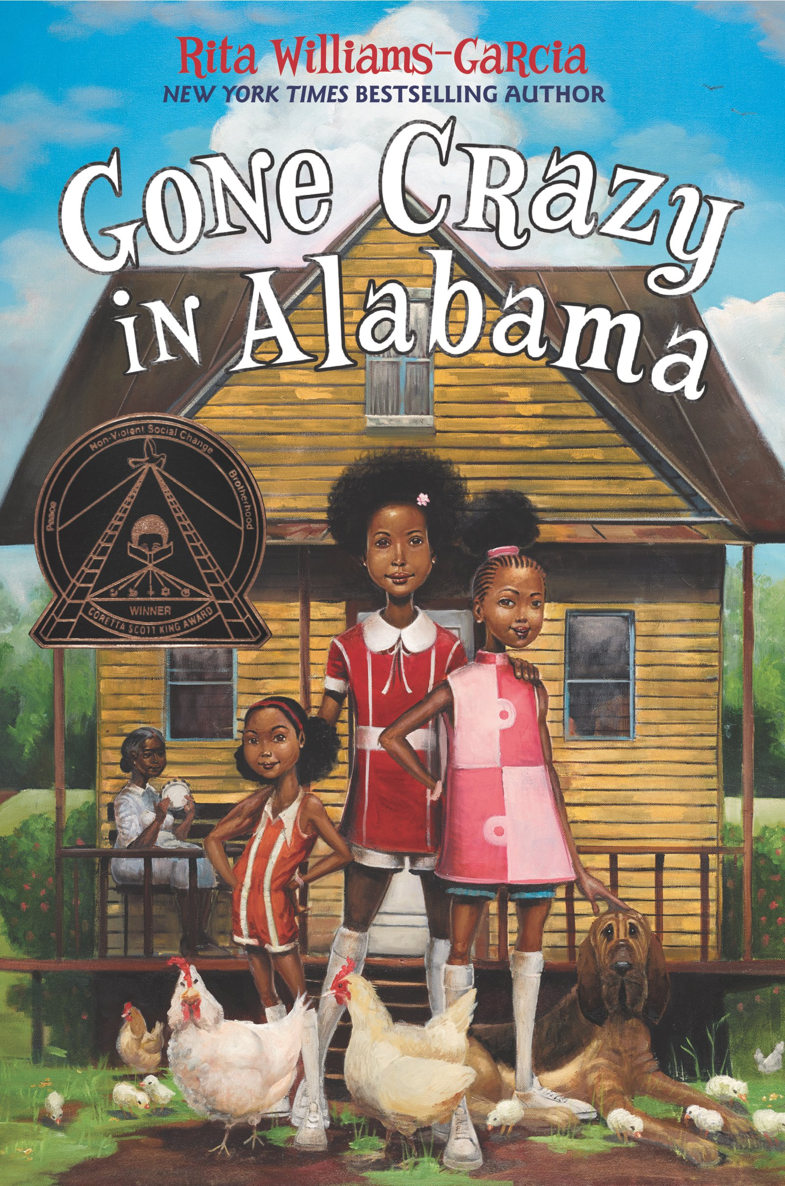 Gone Crazy In Alabama: Rita Williamsgarcia: 9780062215871: Amazon:  Books