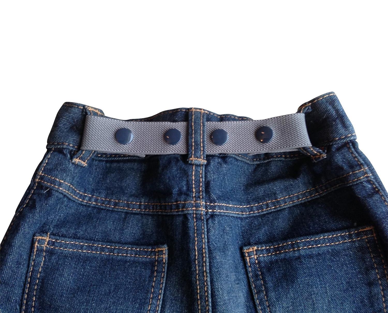 Mini Belts - Grey (Childrens Handmade Accessories: Belts & Braces)