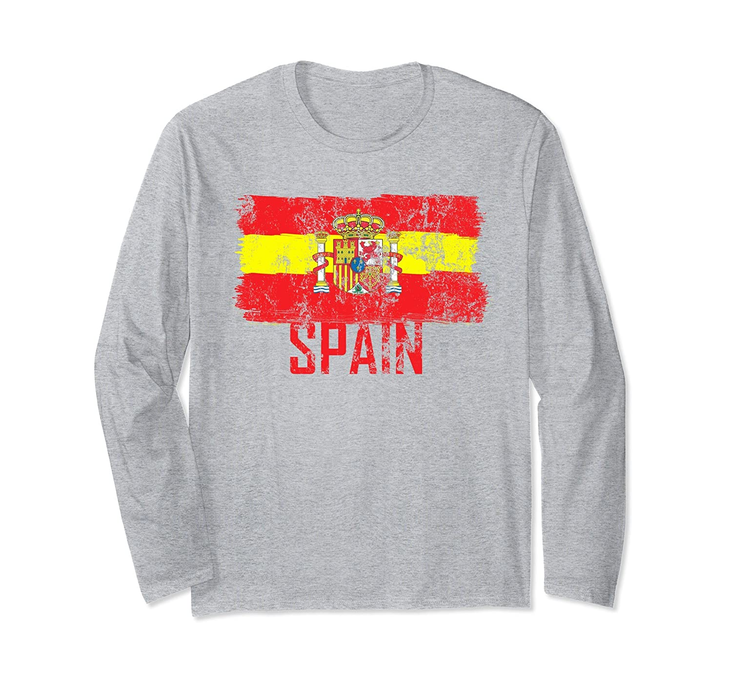 Amazon.com: Spain Jersey Shirt Soccer Futbol Espana Madrid Barcelona ...