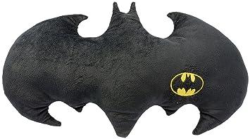 Batman Fledermaus Logo Kuscheliges Velboa Ca 60 X 37 Cm 0122061