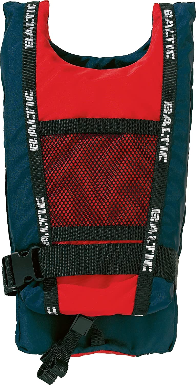 Schwimmweste für Kanu Kajak Paddler Mod. 5517 Baltic Kanuweste blau//rot 40kg