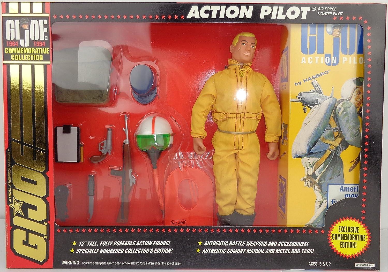 "12"" GI Joe 30th Anniversary ACTION PILOT Action Figure (1994 Hasbro) 91exk3oYagLSL1500_"