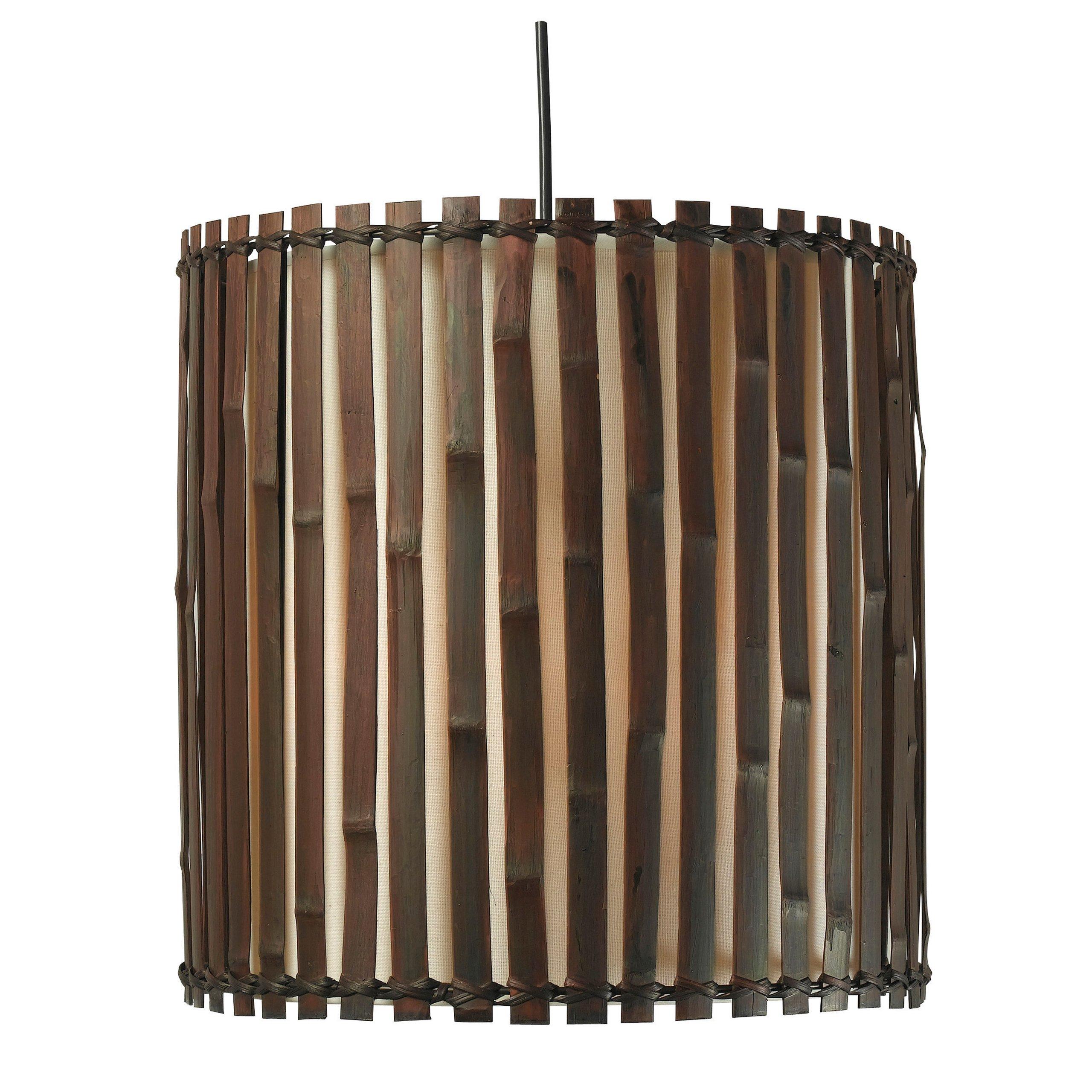Kenroy Home 92034BRZ Grove 1-Light Pendant
