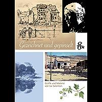 Gezeichnet und gepinselt: Grafik und Malerei von Isa Salomon