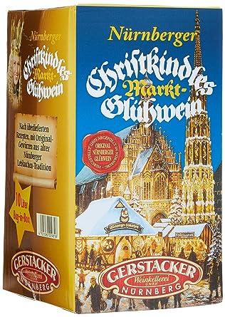 Original Nürnberger Christkindles Markt Glühwein 1 X 10 L Bag In