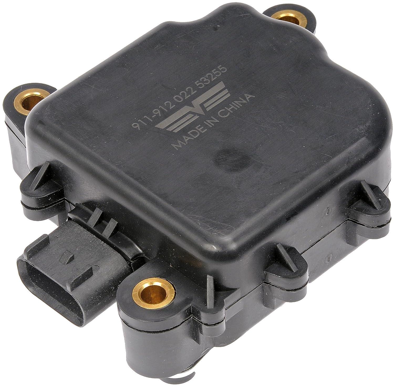 Dorman 911-912 Intake Manifold Runner Solenoid Dorman - OE Solutions