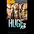 HUGE X3 - A MFMM Menage Stepbrother Romance (HUGE SERIES)