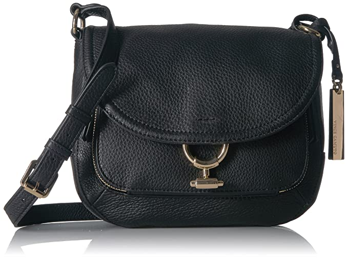 963edefbdb65 Vince Camuto Maka Crossbody, Black: Handbags: Amazon.com