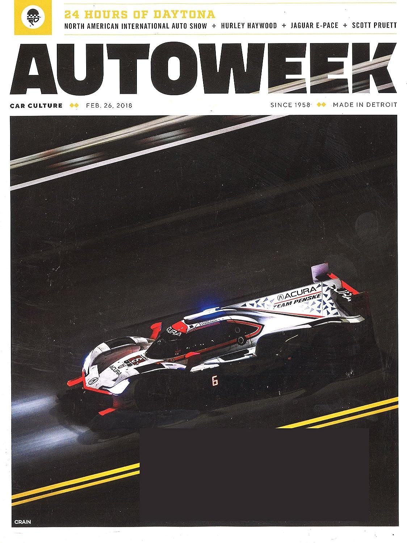 Autoweek: Amazon.com: Magazines