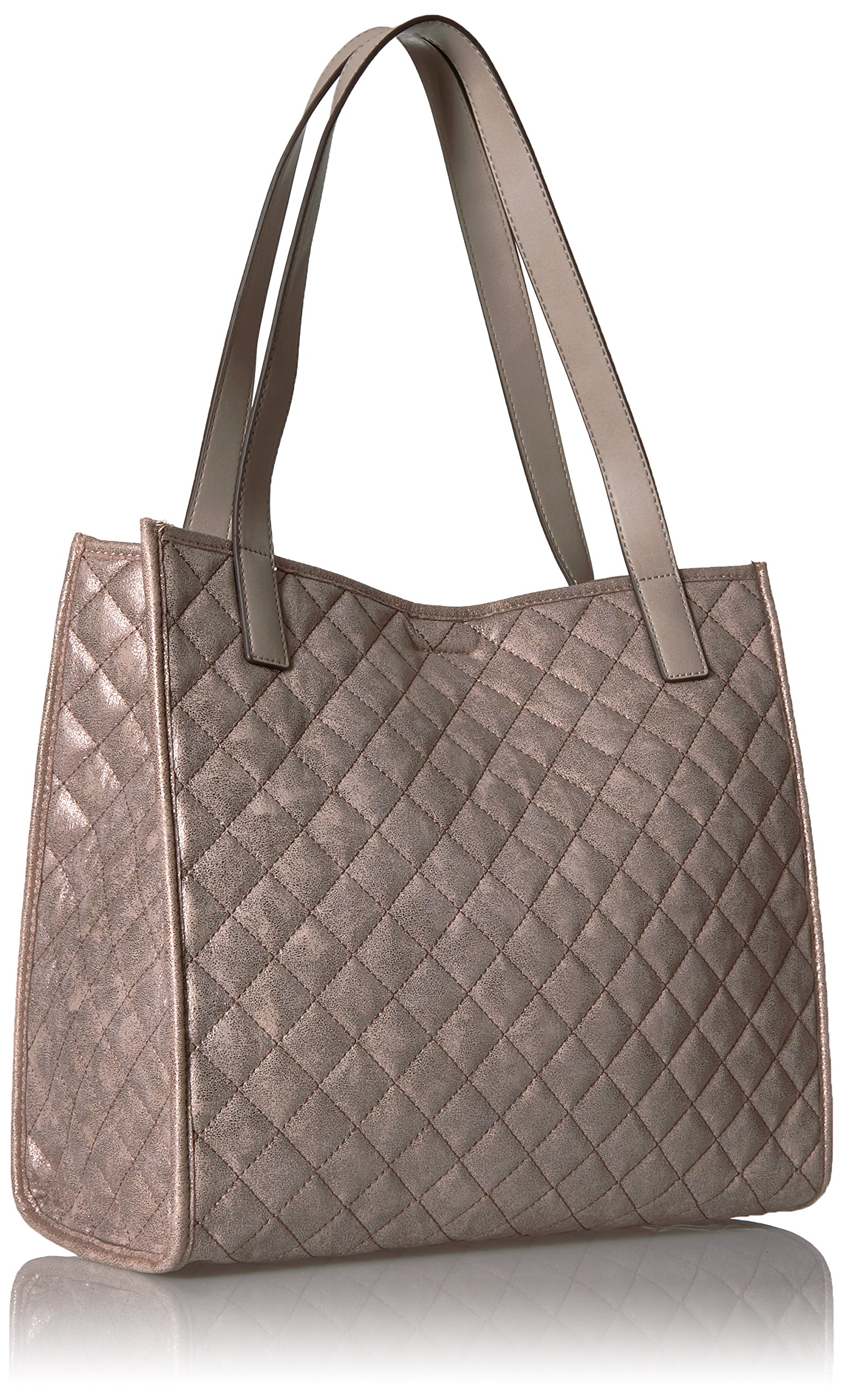 Calvin Klein Nola Quilted Distressed Belted Tote by Calvin Klein (Image #2)