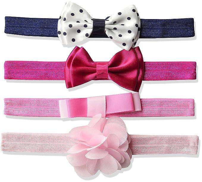 Hudson Baby Baby Girls  Headbands 4ce1364fa4b