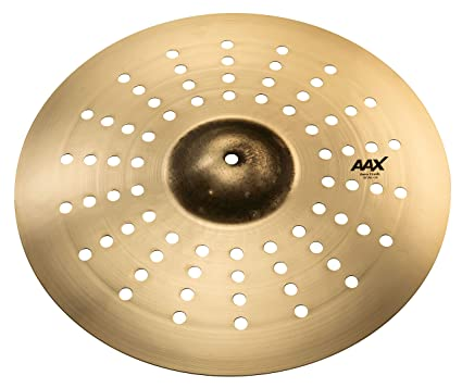 "SABIAN 18/"" AAX Aero Crash Brilliant Cymbal 218XACB"