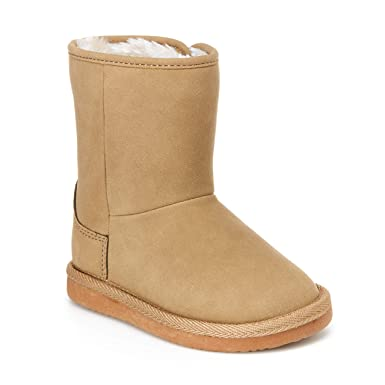 e1f2417b8 Amazon.com: Simple Joys by Carter's Toddler and Little Girls' (1-8 yrs) Kai  Winter Boot: Clothing