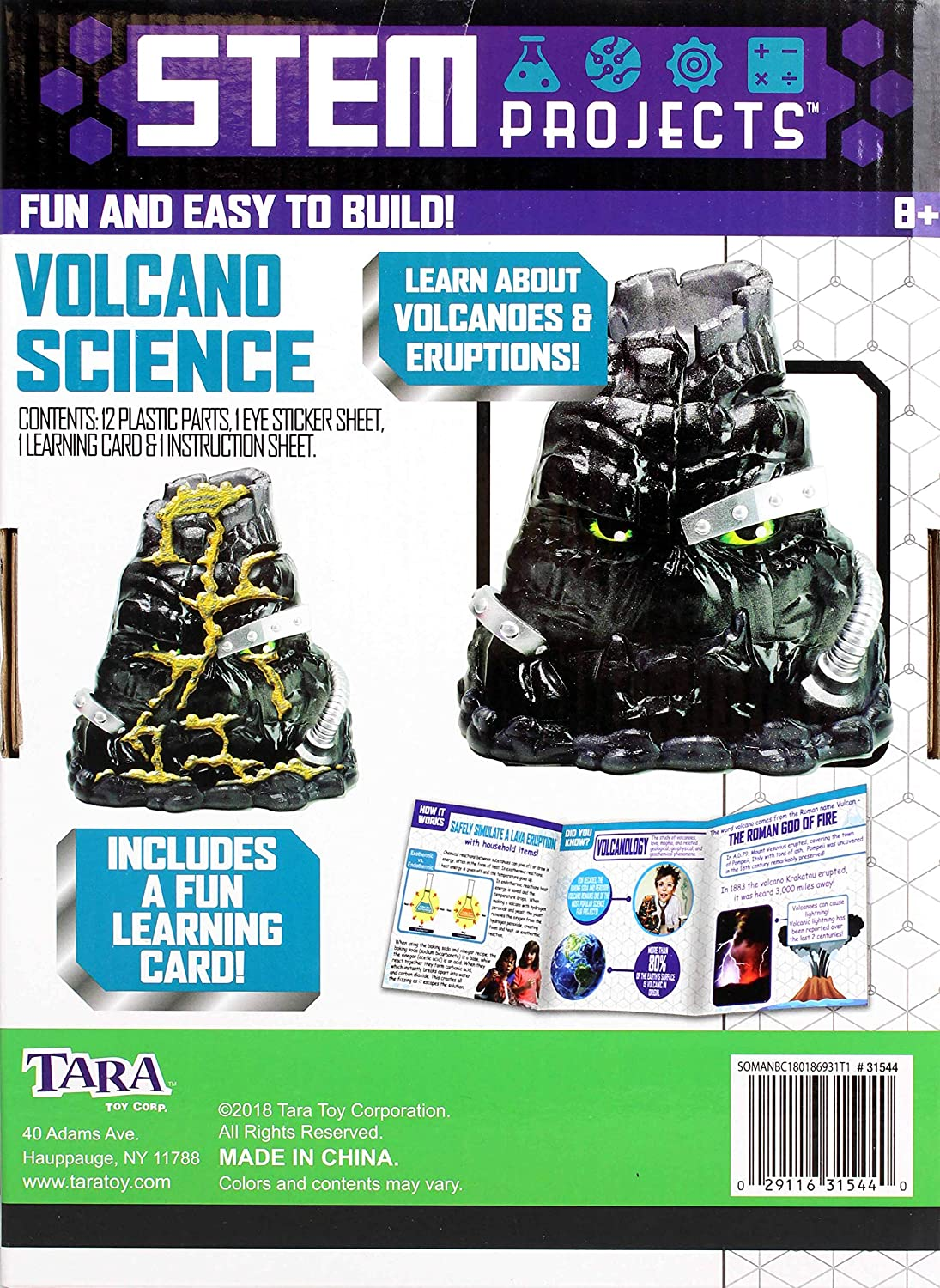 Tara Toys STEM Projects Catapult Launcher